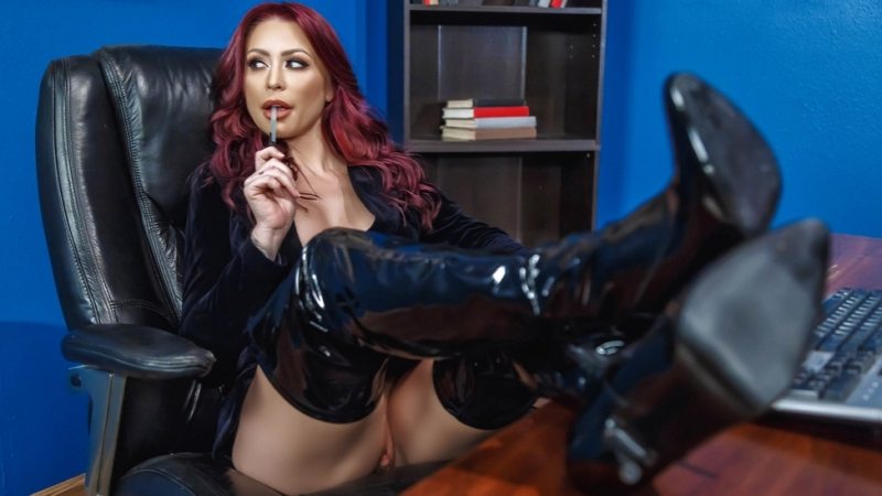 These Boots Were Made For Fucking Trailer Monique Alexander Markus