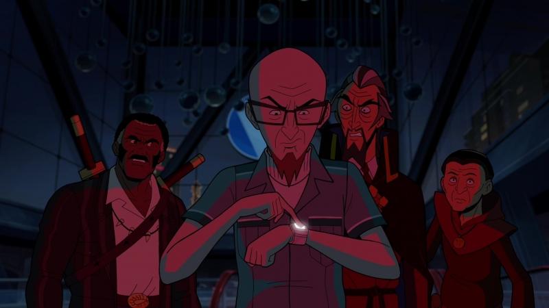 Братья Вентура 0701 Братья Вентура и проклятье проблемы с призраками озвучка VoicePower
