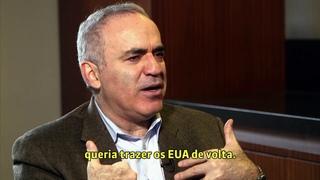 Milênio   Garry Kasparov, ex campeão de xadrez, fala de Rússia e Putin  Assista online no GloboNews