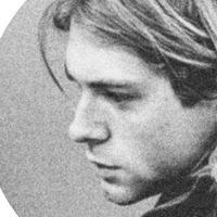 Логотип Kurt Cobain / Rock Music
