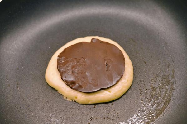 Панкейк с Nutella, изображение №6