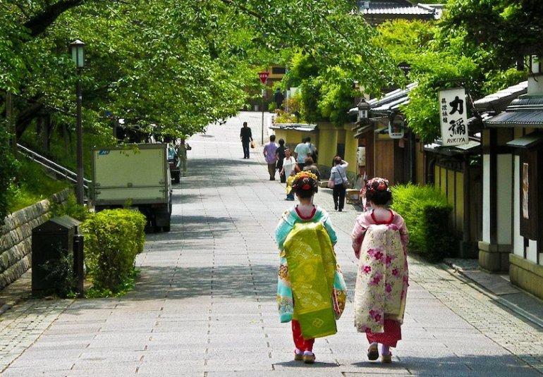 Достопримечательности Киото, изображение №5