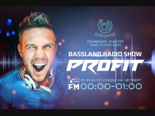 Bassland Show @ DFM () - В гостях Impish с презентацией нового альбома