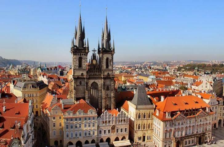 Достопримечательности Праги. Часть 1., изображение №2