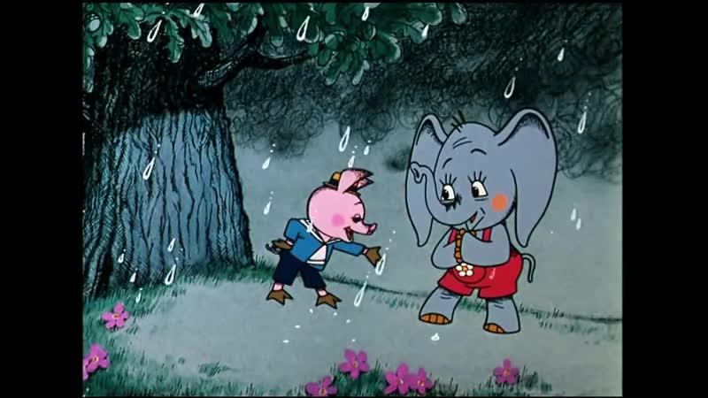 Сборник советских мультфильмов Живая игрушка Огуречная лошадка Мой друг зонтик Кот рыболов Жёлтик