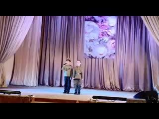 Дуэт Лебедев Михаил и Князев Андрей - Трубач маленький. ОВА Карнавал