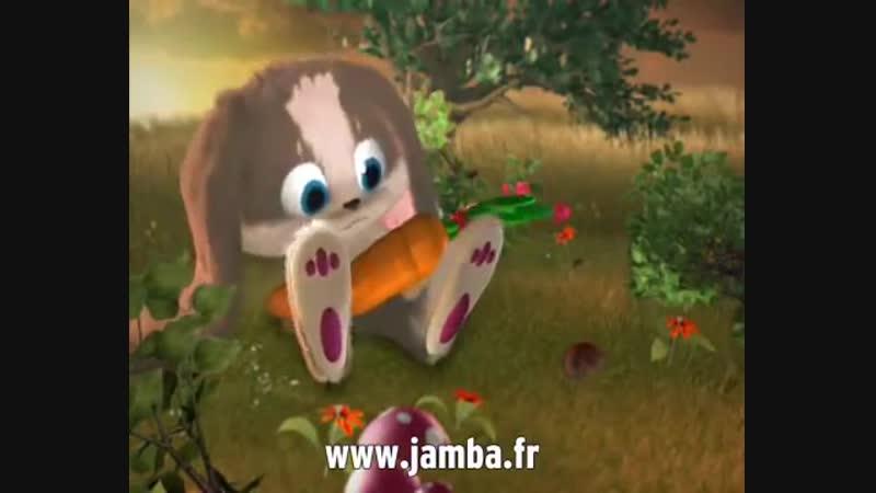 Schnuffel- La Chanson Des Bisous (Jamba official music video)