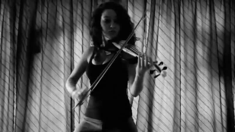 Bad Romance Lady Gaga Electric Violin Cover Caitlin De