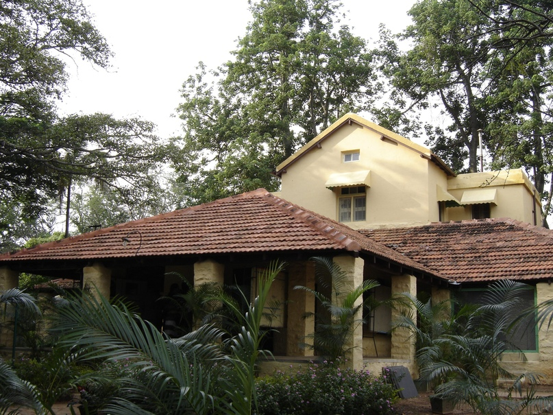 имение Татагуни под Бангалором