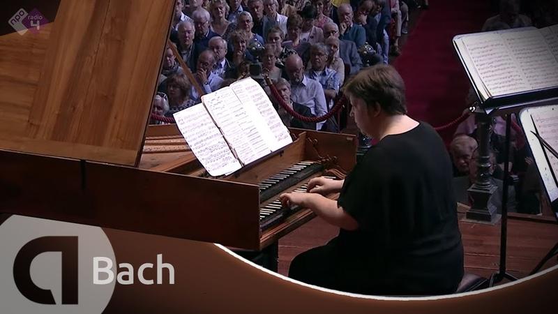 Bach Brandenburg Concerto No.5, BWV 1050 - Concerto Köln and Cordula Breuer - Live Concert HD