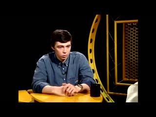 Сергей Бодров о Викторе Цое