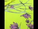 Итальянский шелковый крепдешин с эластаном желтый с цветами бренд Parosh. ⭐️ширина: 138см ⭐️состав: шёлк 95%, эластан 5% ⭐️цена: