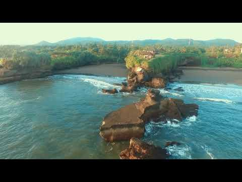 Balian Secret Beach and Balian surf spot