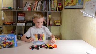 Собираем конструктор Playmobil Action
