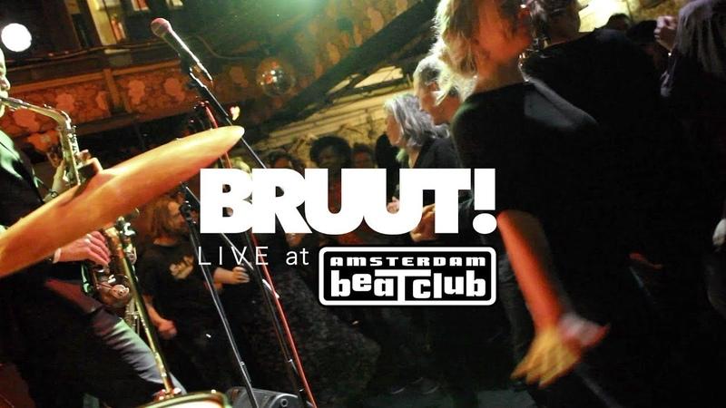 BRUUT Surf LIVE at Amsterdam BeatClub
