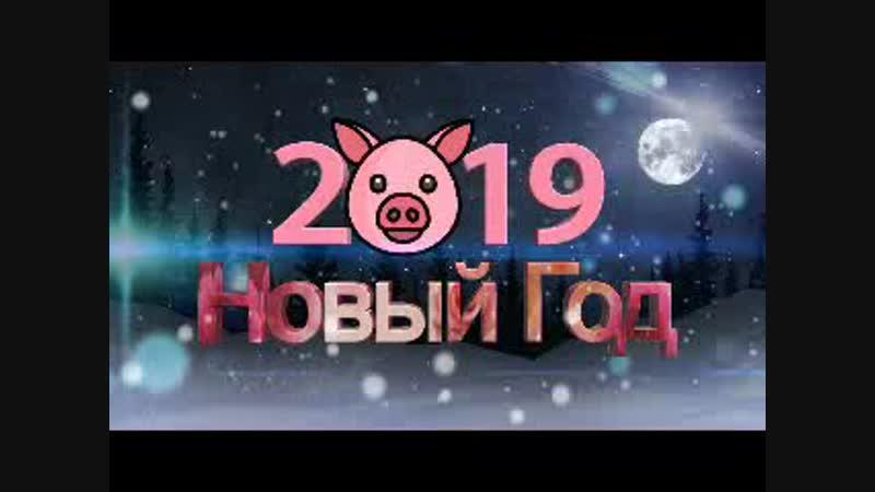 С Новым 2019 годом 9Б