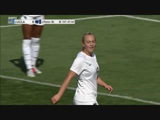 Ncaa womens soccer ⚽ ucla vs penn state