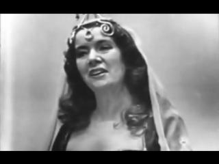 Lily Pons - O va la jeune hindoue Aria de las campanillas de Lakme de Delibes