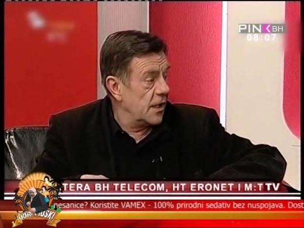 Pink BiH Udri Muski - Prof Besim Spahic