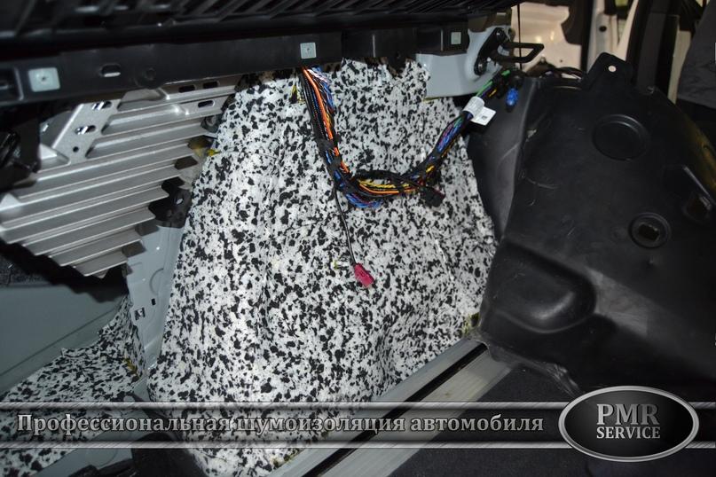 Шумоизоляция BMW X6 M, изображение №22