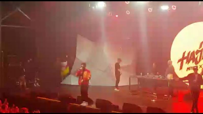 Miyagi Эндшпиль концерт в СПб 05 10 2018