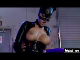 Catwoman(массовая сцена)