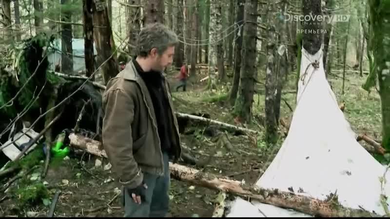 Alaskan Bush People / Аляска: Семья из леса - Последствия урагана для пузыря / мистер Капкейк играется (Отрывок)