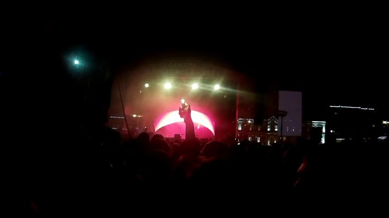 Самарцы сорвали концерт Би-2
