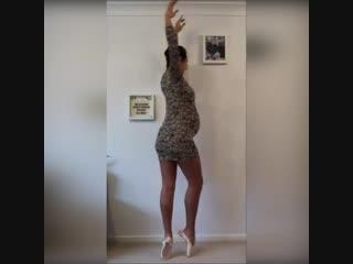 Лучшие 9 месяцев в жизни одной балерины