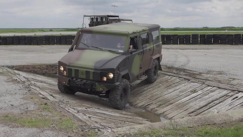 Promocija i test vožnja novog terenskog vozila Zastava NTV