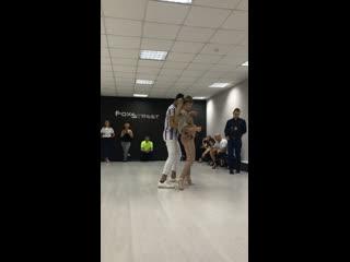 Rafael Dos Santos & Nina Shevchenko / UrbanKizz / FoxStreet