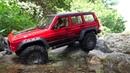 Vaterra Ascender Jeep Cherokee XJ SCX10 Rubicon JK Valley Adventure