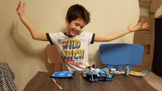 Lego 17101 Boost Guitar 4000 — современная СУПЕР ПУПЕР гитара новинка из детской мечты ☑