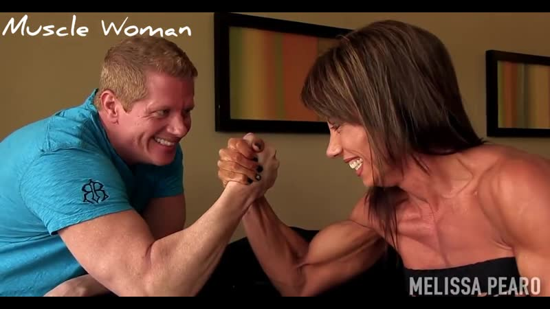 Melissa Pearo Armrestling Strong woman