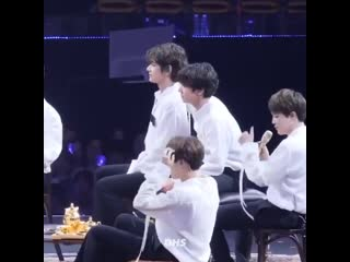 Taehyung asked for a massage and jeongguk just did it, without any questions or complaints. whipped culture