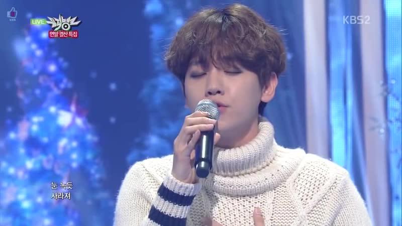 이쯤되면 다시 보고싶은 백현 겨울앨범 무대모음ㅅ Feat EXO