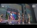 150423 Sistar - I Swear @ Mnet KCON 2015 (Япония)
