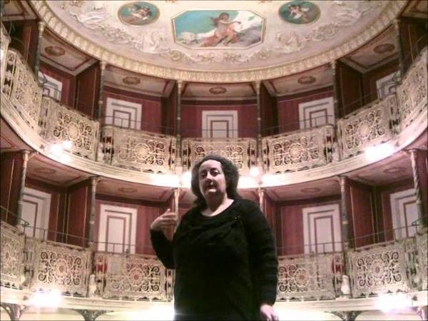 I suoni 'misti' nel Bel Canto italiano - Soprano Astrea Amaduzzi