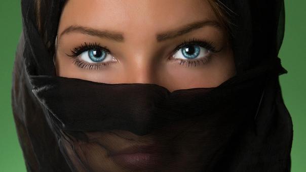 Обои Глаза Девушки