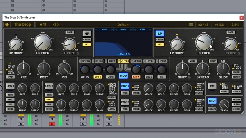 Groove3 Synth Know How Layering
