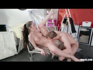 Rebecca volpetti - i think i heard something [all sex, hardcore, blowjob, gonzo]