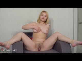 Bianca yaz - в любимой джинсовой юбке. (#porn #solo #pussy #hairy #fingering #chubby #mature #milf #masturbation)