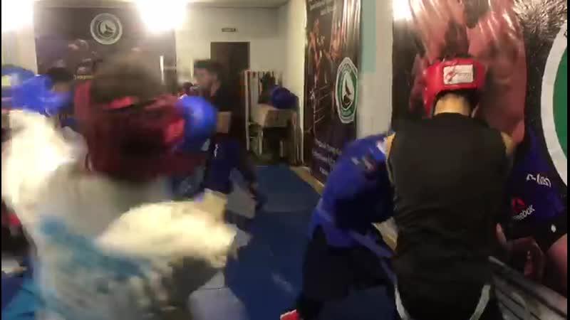 Қазақстан Республикасының чемпионатының алдындағы оқу-жаттығу сабақтары