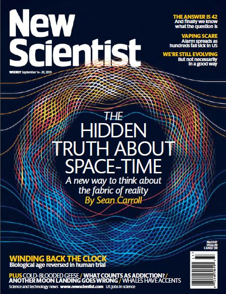 2019-09-14 New Scientist