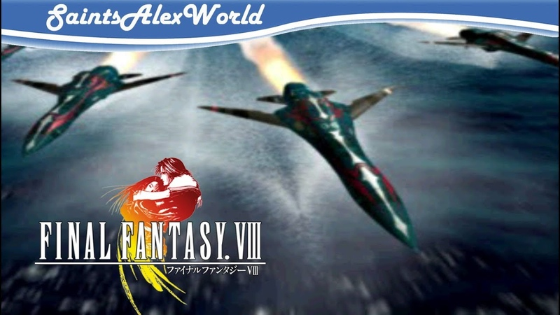 19 Final Fantasy VIII PSX Босс Oilboyle Спасение Баламб Сада