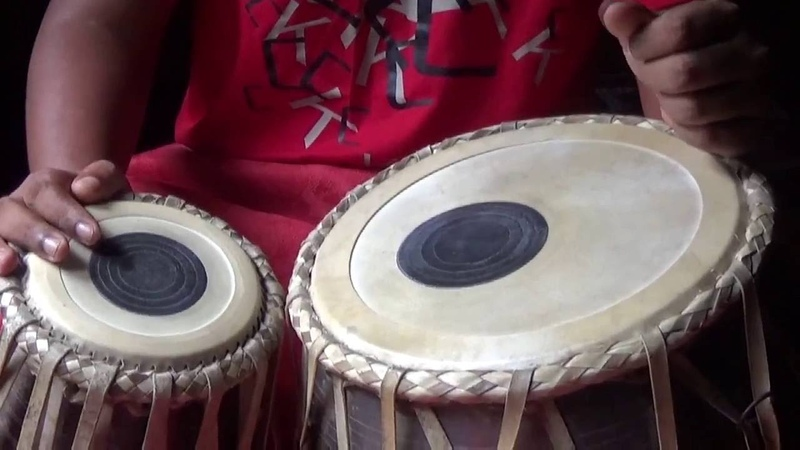 Tabla Tutorial Part 03 TE RE KE TE Anthony Leo