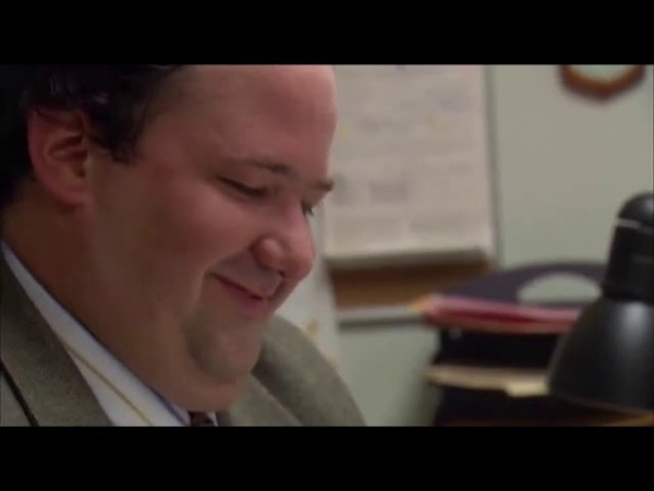 KEVIN MALONE COUNTING TO 69 - THE OFFICE (S2 : E04 - THE FIRE)