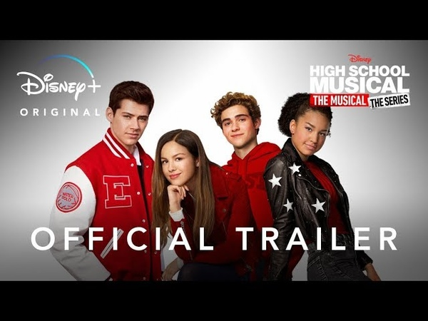 High School Musical: The Musical: The Series | Official Trailer | Disney | Streaming November 12