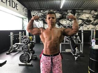 Bodybuilding Youth Vk