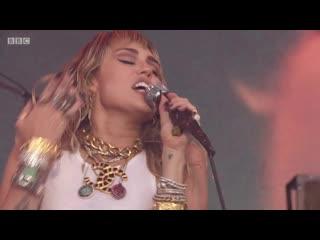 Glastonbury 2019 Miley Cyrus